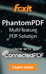 Foxit PhantomPDF - Multi-feature PDF Solution