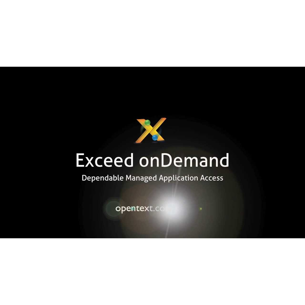 OpenText Exceed onDemand